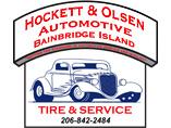 Hocket & Olsen Logo